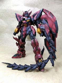 MG 1/100 OZ-13MS Gundam Epyon: Amazing Work by dick7077