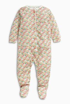 Buy Turquoise Toadstool Sleepsuits Three Pack (0mths-2yrs) online today at Next: Slovakia