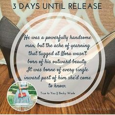 I'm loving @beckywadewriter 's countdown. Can't wait to meet her in Aug! #CFRRaddicts