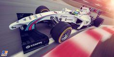 Williams Martini Racing presenteert livery 2014