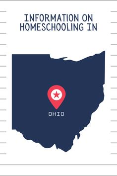 Get started homeschooling in #Ohio with this information. #homeschool #homeschoolinohio