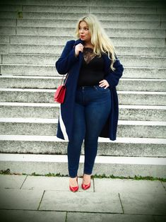 Megabambi - Plus size blogger -Plus Size Fashion
