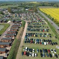 Stonham Barns EASTER MONDAY Car Boot Tickets