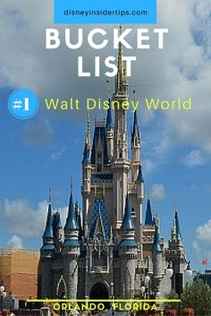 What's on the top of your bucket list? Maybe a trip to Disney? It doesn't have to feel like it is out of reach! There are plenty of ways to make that dream vacation a reality!