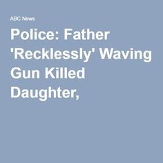 """Police: Father 'Recklessly' Waving Gun Killed Daughter, 4 - A Philadelphia father was """"carelessly and recklessly"""" waving a gun around a small bedroom with seven children present when it went off, killing his 4-year-old daughter, authorities said Monday. Maurice Phillips, 30, has been charged with third-degree murder, involuntary manslaughter, child endangerment and reckless endangerment and related counts in Saturday afternoon's death of Tahirah Phillips. 04.18.16"""