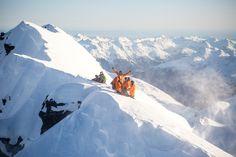 Pontoon Mission at Points North Heli - Cordova - Alaska - Heli Skiing - Holly Shankland Photography