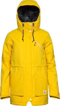 Wearcolour (CLWR) WEAR Parka Snowboard Jacket, M Burst