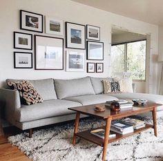 Burrard Seasalt Gray Right Sectional Sofa - Sectionals - Article Bedroom Furniture Design, Living Room Furniture, Home Furniture, Furniture Stores, Furniture Retailers, Rustic Furniture, Furniture Ideas, Modern Furniture, Furniture Market