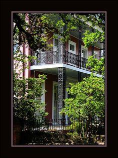 New Orleans Garden District  #hotelmonteleone #TakeMetoNOLA