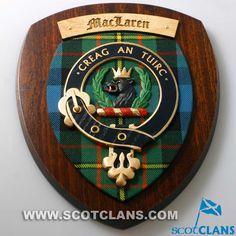 MacLaren Clan Crest