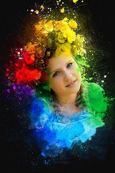 ULTIMATUM  Unique multifunctional artistic Photoshop Action transform your…