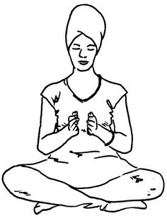 KY meditation to maintain the body without eating