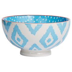 Our Hanoi large ikat bowl has the styling to match any asian dish and makes for a colourful additon to your table setting. Match up with the other items in our Hanoi range to creat a complete look for your next meal. My Shopping List, Hanoi, Ikat, Target, Tableware, Stuff To Buy, Australia, Dishes, House