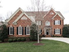 Showstopper!!! 5 bedroom, dual master, full brick executive home with UNBELIEVABLE renovated kitchen. Looks like it came out of Architectural Digest. Hurry!!! This one will go fast!!
