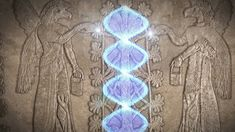 In this video we talk about Anunnaki that manipulated our DNA. Anunnaki Manipulated Our DNA. Some ancient artifacts shows DNA helix.