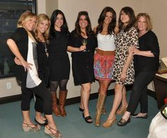 Shush Shoes 1st Anniversary Party  Rumors Salon and Spa with our wonderful models  Photo courtesy of T.R. Laz