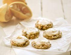 Raw Lemon Thyme Cookies --Rawmazing Raw Food Recipe