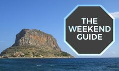 THE WEEKEND GUIDE