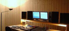 Building a Home Recording Studio – Furniture and Ergonomics