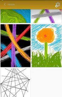 تطبيق الرسم الرقمي على أندرويد Sketchit