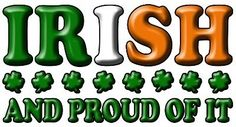 IRISH PRIDE | irish pride graphics and comments