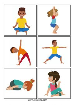 throw and move Miss Sanne - Jana Physical Activities For Kids, Gross Motor Activities, Montessori Activities, Preschool Worksheets, Toddler Activities, Kids Yoga Poses, Yoga For Kids, Exercise For Kids, Kids Education