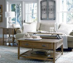 Soft, neutral room