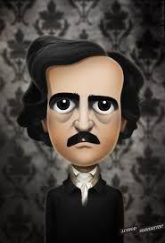 ¡Hombre infortunado y misterioso, deslumbrado por el brillo de tu propia imaginación y ardiendo en las llamas de tu propia juventud!  Edgar Allan Poe