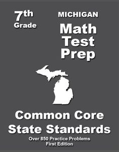 7th Grade Michigan Common Core Math