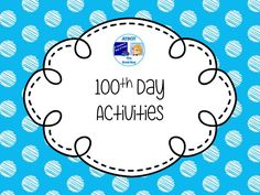100th Day Activities Pinterest Board