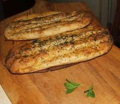 nan e barberi - Persian flatbread you can cook on the grill