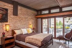 Barrington Estate (Interior and Exterior Design and Install) - eclectic - Bedroom - Chicago - JW LANDSCAPES LLC