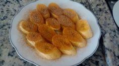 Receita de Banana de microondas com canela e açúcar. Enviada por Chef Giovanni Gonçalles e demora apenas 5 minutos.