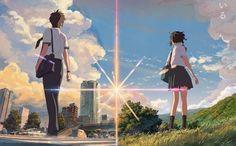 Funimation Acquires Makoto Shinkai Anime Film 'Kimi no Na wa'