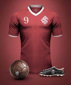 Vintage Football  Conheça camisas clássicas criadas por designer argentino 8a45f738a7426