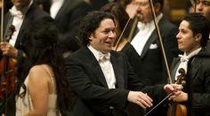 El maestro Gustavo Dudamel | Reuters