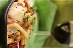 MAKARON I SZPARAGI - Gotuj z rodzinką - blog kulinarny | Gotuj z rodzinką – blog kulinarny