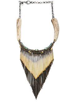 Iosselliani Necklace in Mixed | FWRD