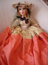 Antique French Boudoir Madmoiselle Doll Gorgeous BEST
