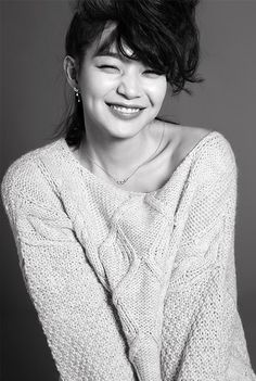 Shin Min Ah Is The New Muse Of Stonehenge | Couch Kimchi