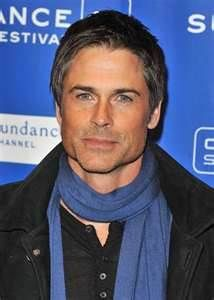 Rob Lowe - this man refuses to age and I'm perfectly OK with that.