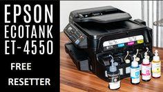 Epson Ecotank Resetter, very easy to reset ur epson ecotank printers so epson very usefull producet to use and easy to reset function. Epson Ecotank Printer, Best Printers, Types Of Printer, Projects, Shopping, Skin Care, Log Projects, Blue Prints