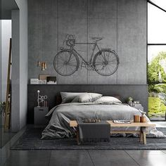 WEBSTA @ adesignersmind - Bedroom dreaming... #architecture #homedesign #lifestyle #style #buildingdesign #landscapedesign #conceptdesign #interiors #decorating #interiordesign