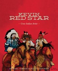 Kevin Red Star: Crow Indian Artist (2014 Finalist-Art) — IndieFab Awards - Read More: https://indiefab.forewordreviews.com/books/kevin-red-star-crow-indian-artist/?utm_source=pinterest&utm_medium=social&utm_campaign=