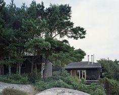 Landström Arkitekter - Projekt - Fritidshus Kebal
