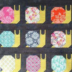 Get this pattern at Quilts Plus!