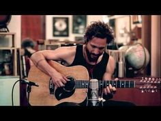 Check it out, this guy has a lot of talent! ▶ OCEAN - John Butler - 2012 Studio Version - YouTube