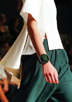 Celine Cuff Bracelet how to... much better than paying 400 dollars for it.  #easypeasy #diy