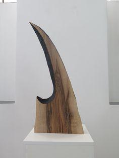 Scythe - wooden design artwork