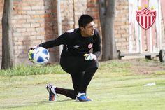 Jesus Alejandro Gallardo Portero del Necaxa en el Apertura 2014 Ascenso MX